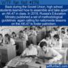 WTF Fun Fact – Field Stripping AK-47 In High School