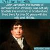 WTF Fun Fact – Jameson Scottish Whiskey