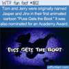 WTF Fun Fact – Jasper and Jinx