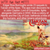 WTF Fun Fact – Tarzan And The Ant Men
