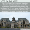 WTF Fun Fact – The Ohio State Reformatory