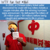 WTF Fun Fact – Cheaters Never Prosper
