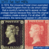 WTF Fun Fact – Country On Stamps