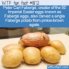 WTF Fun Fact – Fabergé Potato