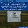 WTF Fun Fact – Friends of Laphroaig Land