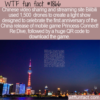 WTF Fun Fact – Giant QR Code Over Shanghai
