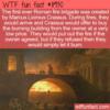 WTF Fun Fact – Crassus's Fire Brigade