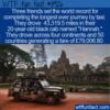 WTF Fun Fact – Longest Taxi Journey