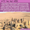 WTF Fun Fact – Nabta Playa