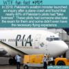 WTF Fun Fact – Pakistan's Fake Pilots