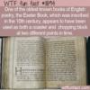 WTF Fun Fact – Rare Book Chopping Block & Coaster