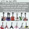 WTF Fun Fact – Somalian Guitar Coins