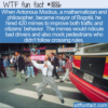 WTF Fun Fact – The Mayor, Mimes, and Bogota