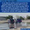 WTF Fun Fact – Twin Vehicle Drift Record