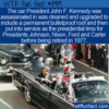 WTF Fun Fact – What Happened To JFK's Presidential Limo?