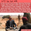 WTF Fun Fact – What's Real In Lord Of War?