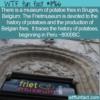 WTF Fun Fact – Frietmuseum
