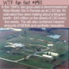WTF Fun Fact – Missile Silo LSD Lab