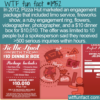 WTF Fun Fact – Pizza Hut's  $10 Dinner Box Proposal Package