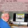 WTF Fun Fact – The Apostrophe Protection Society