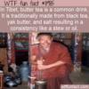 WTF Fun Fact – Tibetan Butter Tea