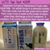 WTF Fun Fact – Adult Milk In Japan