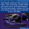 WTF Fun Fact – Aston Martin Submarine