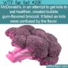WTF Fun Fact – Bubble Gum-Flavored Broccoli