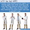 WTF Fun Fact – Enclothed cognition