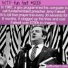 WTF Fun Fact – Not So Toll Free For Fundamentalist Preacher