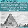 WTF Fun Fact – Pyramids of Meroe