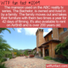 WTF Fun Fact – The Bachelor(ette) Mansion