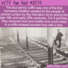 WTF Fun Fact – Four Penny Coffin