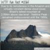 WTF Fun Fact – Pico da Neblina (Fog Peak)