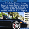 WTF Fun Fact – Robert Downey Jr. Naked And Red Handed