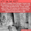 WTF Fun Fact – The Library Cave At Mogao