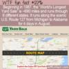 WTF Fun Fact – World's Longest Yard Sale