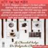 WTF Fun Fact – Belgian Chocolate Stamps
