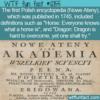 WTF Fun Fact – Funny Polish Encyclopedia Entries