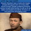 WTF Fun Fact – Heroic Medic Waverly Woodson
