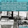 WTF Fun Fact – Lady Wonder