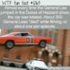 WTF Fun Fact – Total of Totaled General Lees