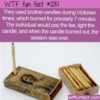 WTF Fun Fact – Ye Olde Brothel Candle
