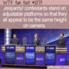 WTF Fun Fact – Jeopardy! Same Height
